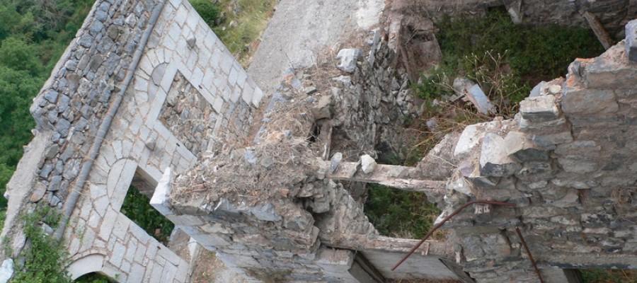 Το ερείπιο ως μνημείο – Τρείς Αξιακές Θεωρήσεις