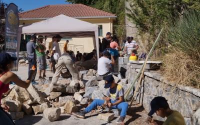 Η Λαγκαδινή τέχνη της πέτρας στην έκδοση της Διεύθυνσης Νεώτερης Πολιτιστικής Κληρονομιάς και του Ταμείου Αρχαιολογικών Πόρων