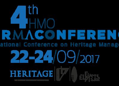 Τα Άνθη της Πέτρας στο 4ο Διεθνές Συνέδριο για την Πολιτιστική Κληρονομιά!