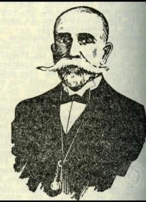 Ένας σπουδαίος ηθοποιός, ο Γιώργος Μιχαλακόπουλος καλωσορίζει έναν σημαντικό περιηγητή του 19ου αιώνα στα Λαγκάδια!