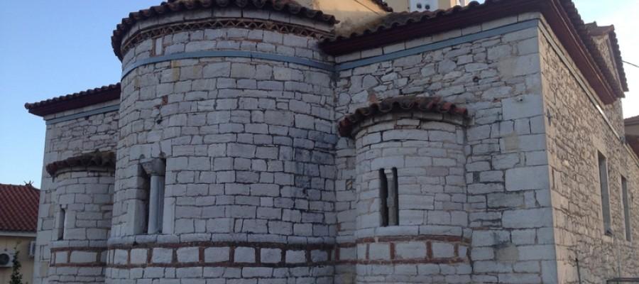 Η συμβολή των Λαγκαδιών μαστόρων στη νεοελληνική ναοδομία του 19ου αιώνα