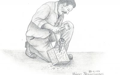 Η τέχνη της πέτρας στη συλλογική μνήμη
